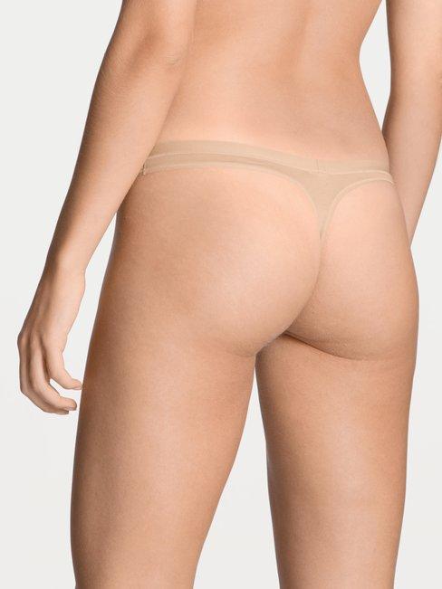 CALIDA Natural Comfort String, low cut