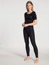 CALIDA True Confidence Kurzarm-Shirt aus Wolle-Seide