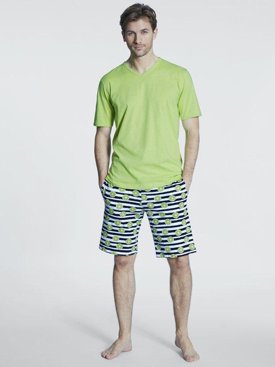 RINGELLA Men Kurz-Pyjama