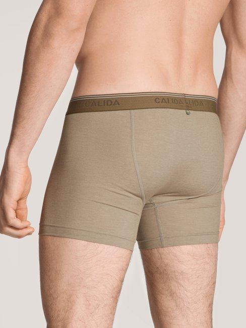 CALIDA Fresh Cotton New Boxer mit Elastikbund, längeres Bein