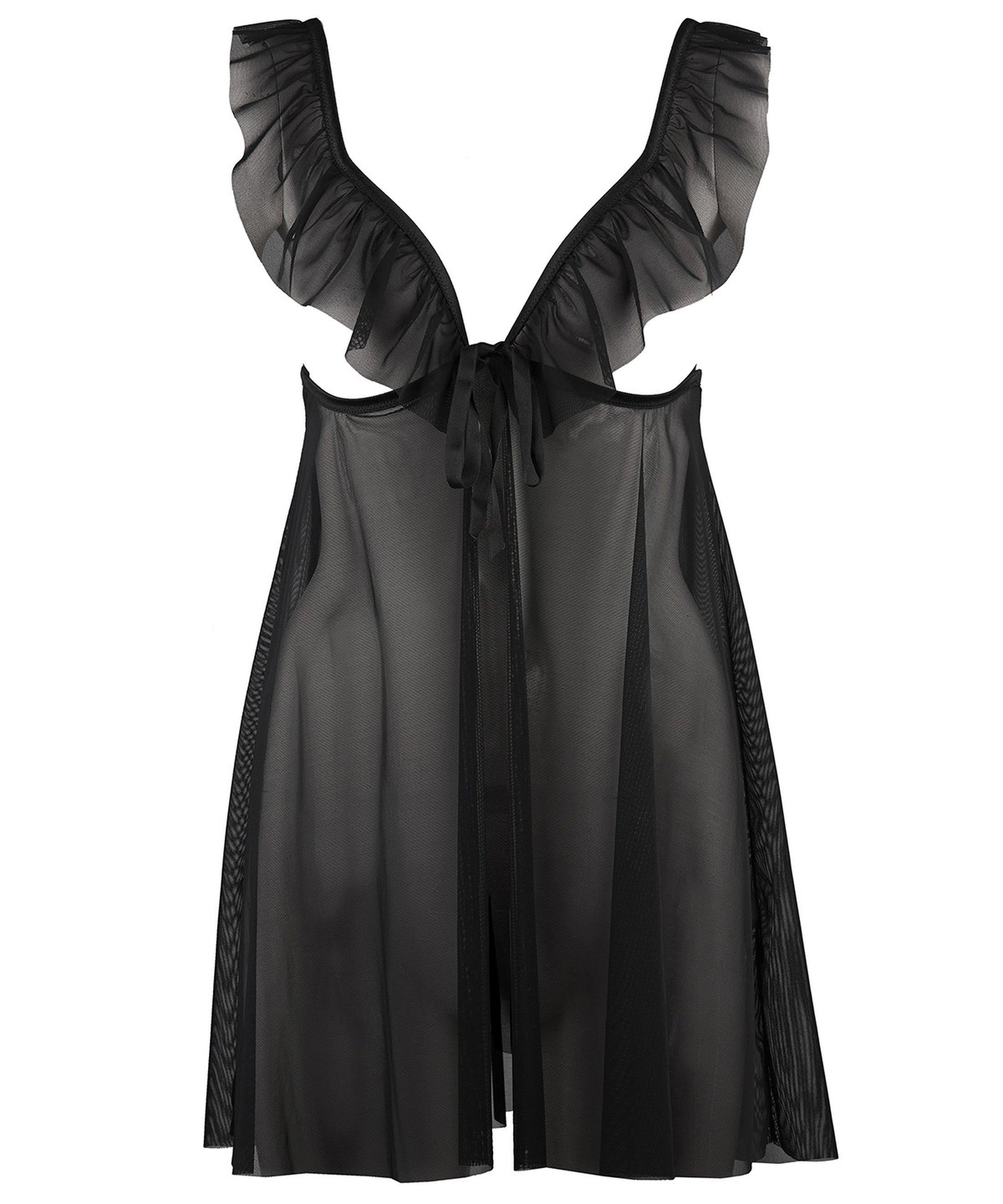 BOÎTE À DÉSIR Untie me Set Black | Aubade