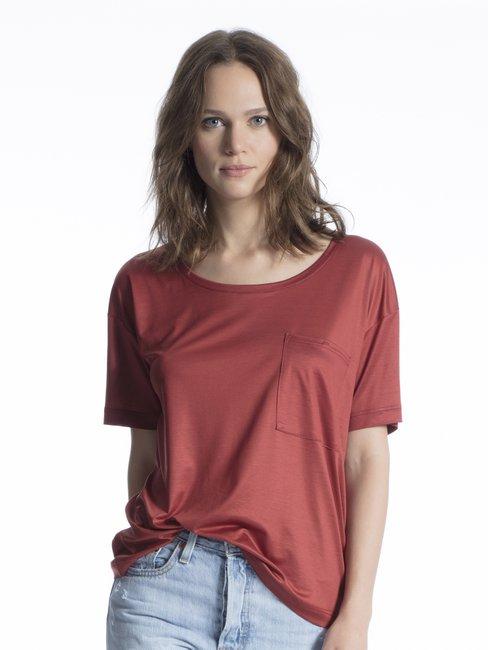 CALIDA 100% Nature Shirt short sleeve