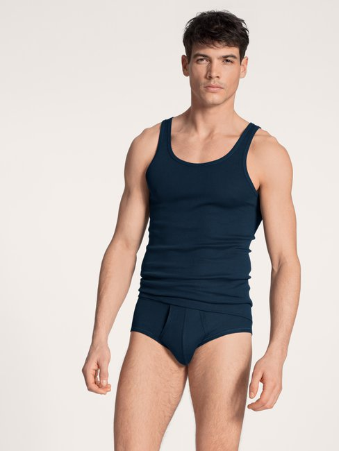CALIDA Twisted Cotton Classic brief with fly