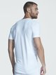 MEY Dry Cotton Functional Atmungsaktives Business Shirt mit V-Neck
