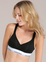 CALVIN KLEIN Modern Cotton Bralette mit Logobund