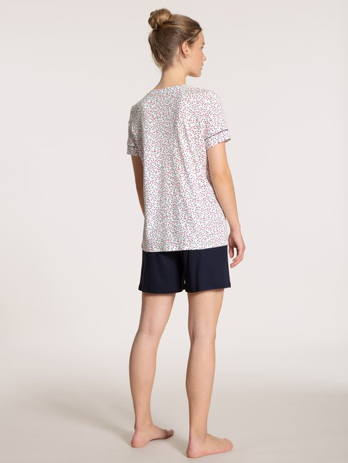CALIDA Springtime Sleep Kurz-Pyjama
