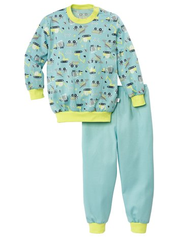 CALIDA Toddlers Worker Pyjama avec bords élastiques