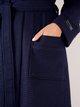 TAUBERT Thalasso Women Piquée Bademantel Länge 120cm
