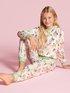 CALIDA Girls Forest Mädchen Bündchen-Pyjama