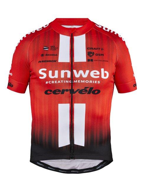 CRAFT Team Sunweb Replica SS Jersey