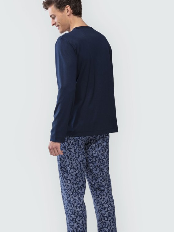 MEY Night Basic Pyjama, lang