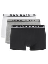 BOSS 3 Packs Trunk Boxer, 3er-Pack