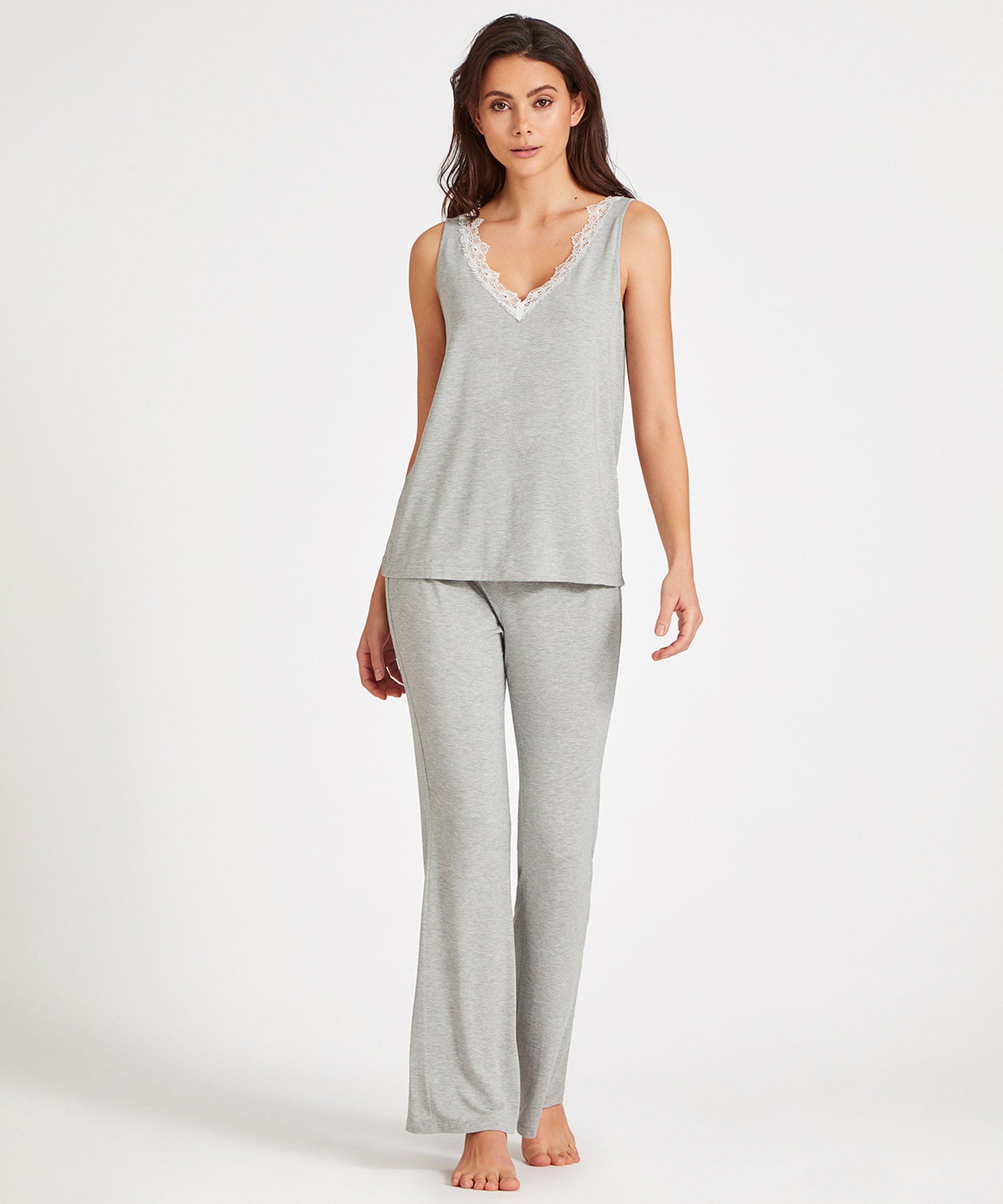 SWEET BLISS Pantalon en modal Gris Graphite | Aubade