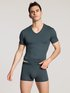 CALIDA Natural Micro Kurzarm-Shirt