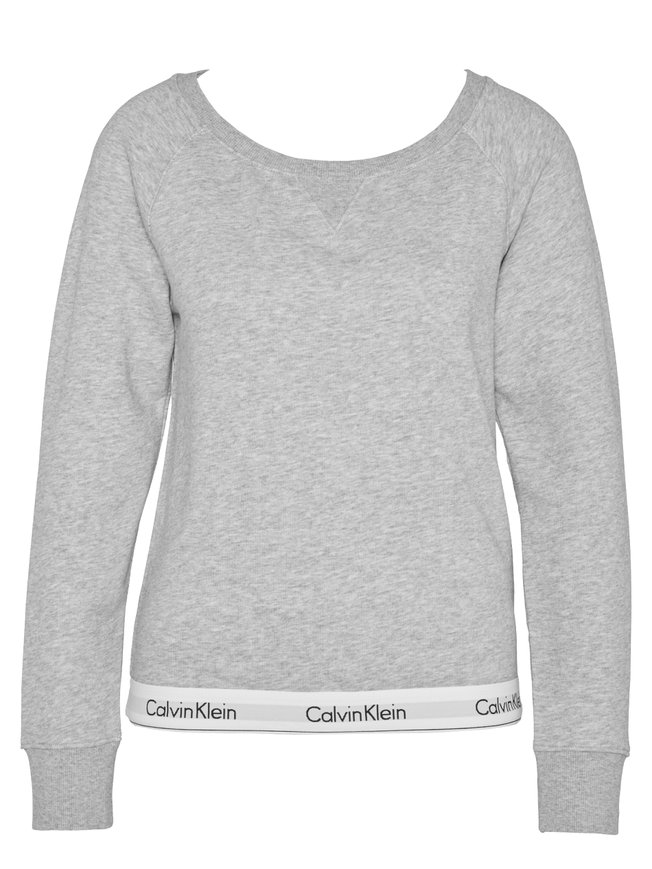 CALVIN KLEIN Modern Cotton Line Extension Sweatshirt