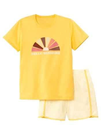 CALIDA Girls Sunshine Pigiama corto
