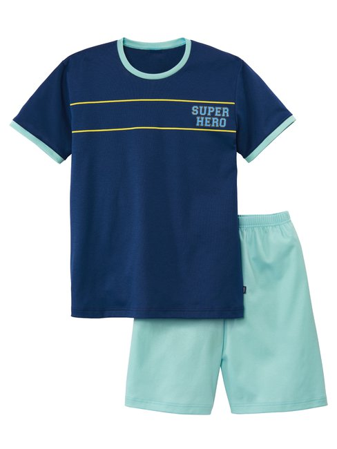CALIDA Boys Hero Jungen Kurz-Pyjama
