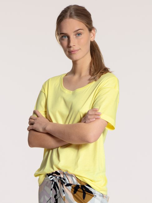 CALIDA Favourites Glow Kurzarm-Shirt