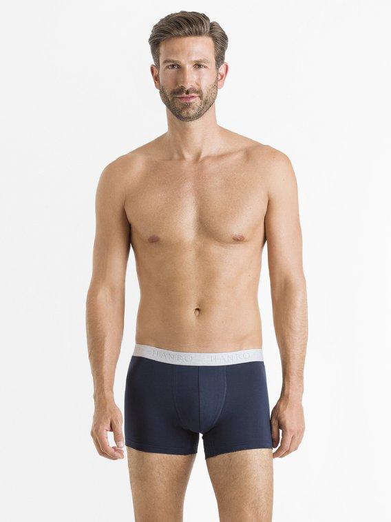 HANRO Cotton Essentials New Boxer, 2er-Pack
