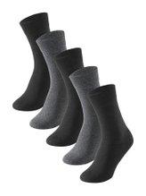 SCHIESSER Bluebird Socken, 5er Pack