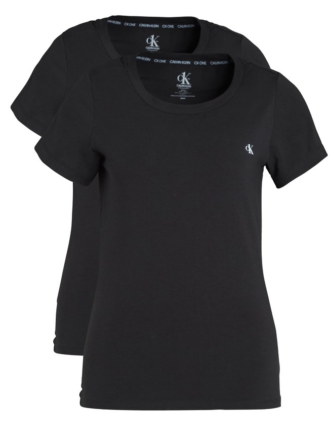 CALVIN KLEIN CK One Cotton 2PK Kurzarm-Shirt