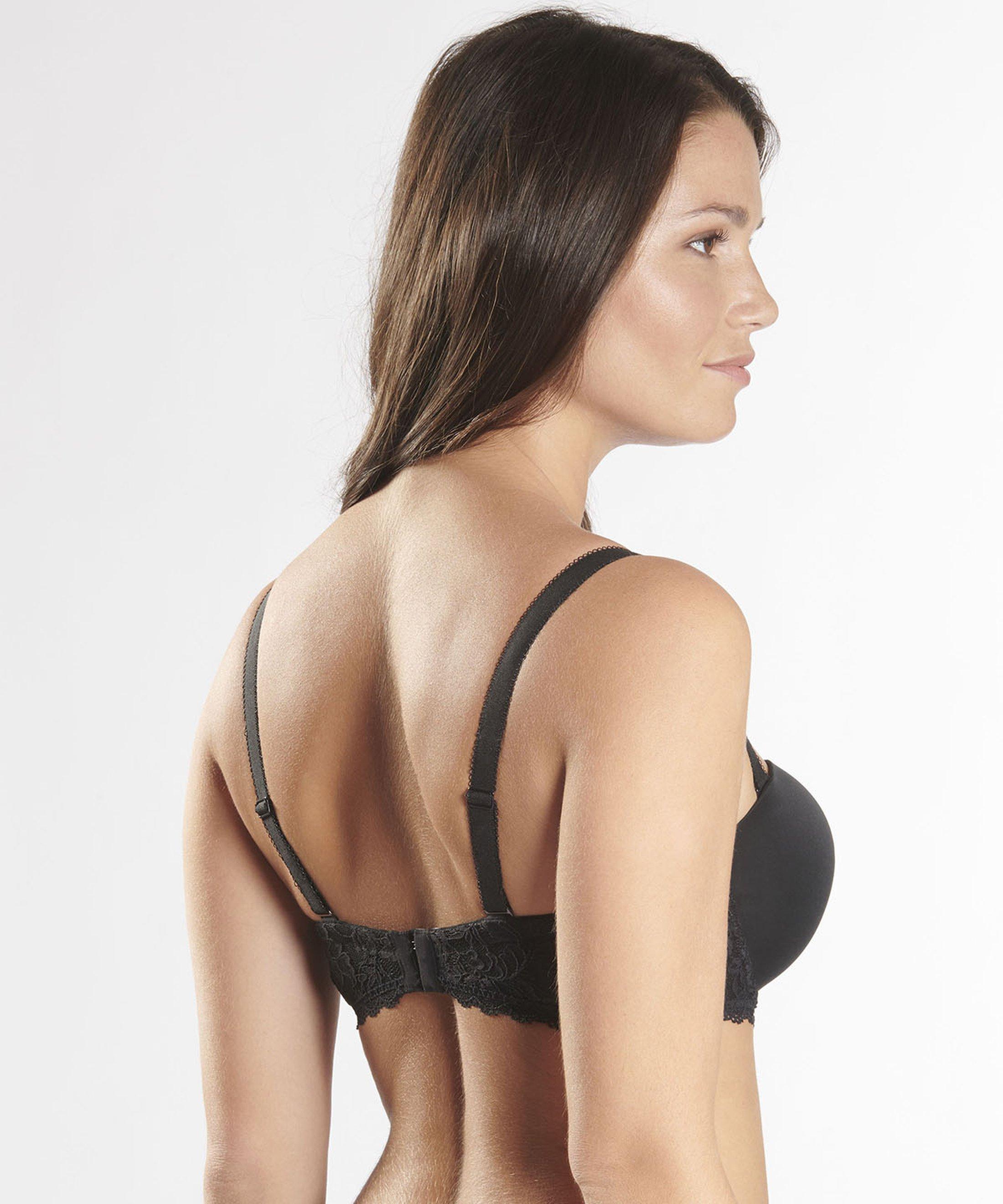 LYSESSENCE Soutien-gorge bandeau coque confort Noir | Aubade