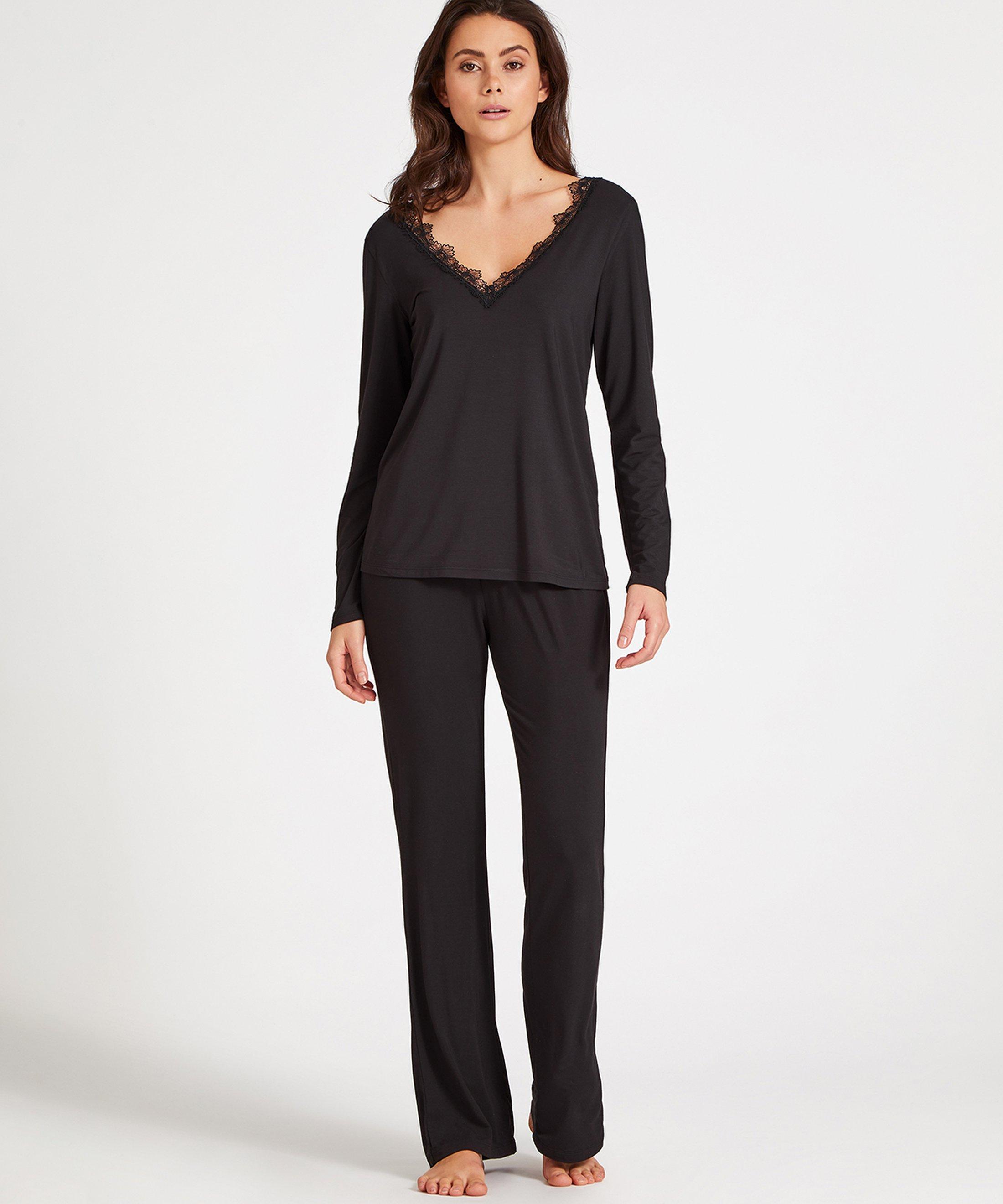 SWEET BLISS Modal pants Black | Aubade