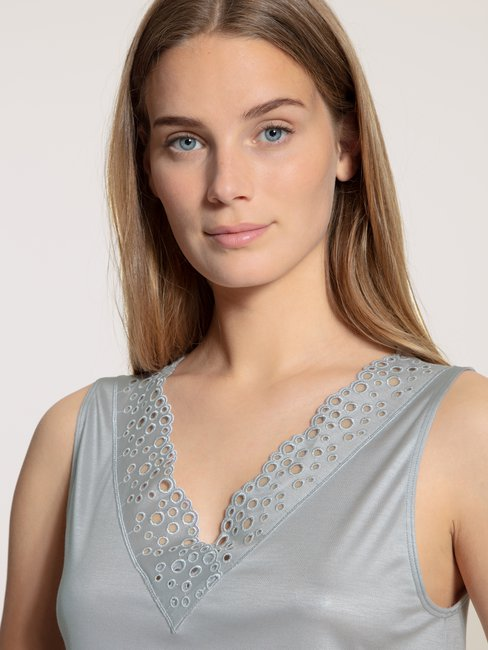 CALIDA Glamorous Nights Nachthemd, Länge 100cm
