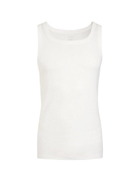 JOCKEY Luxury Cotton Unterhemd mit Funktionsschnitt