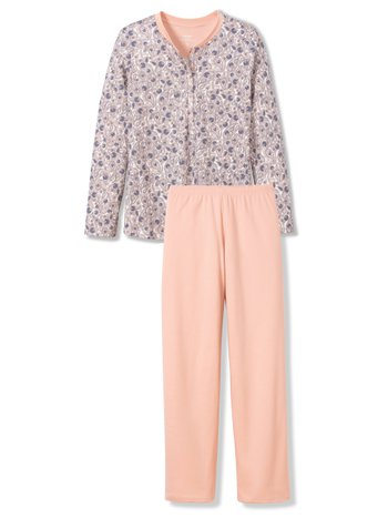 CALIDA Midnight Flowers Pyjama lang