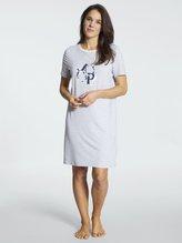 JOOP! Soft Elegance Kurzarm-Bigshirt