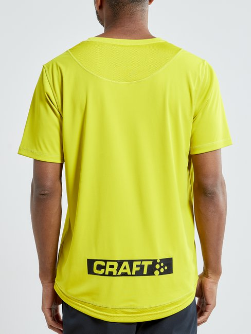 CRAFT Charge SS Mesh Tee