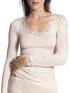 CALIDA Richesse Lace Shirt long sleeve