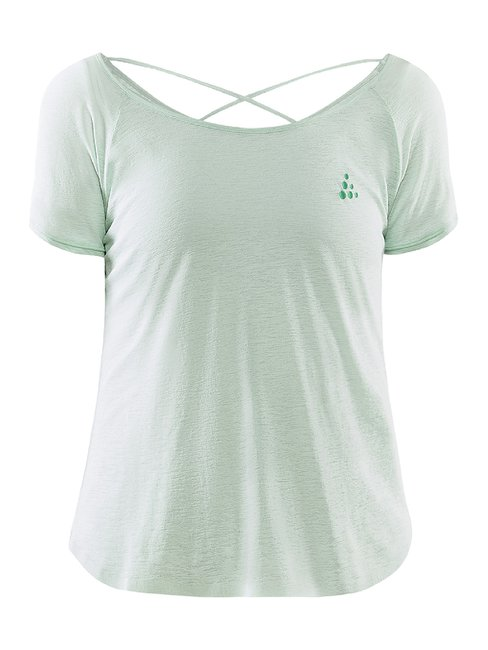 CRAFT Charge Core Cross Back Tee W
