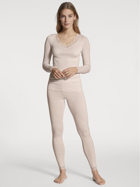 CALIDA Silky Wool Joy Shirt long sleeve