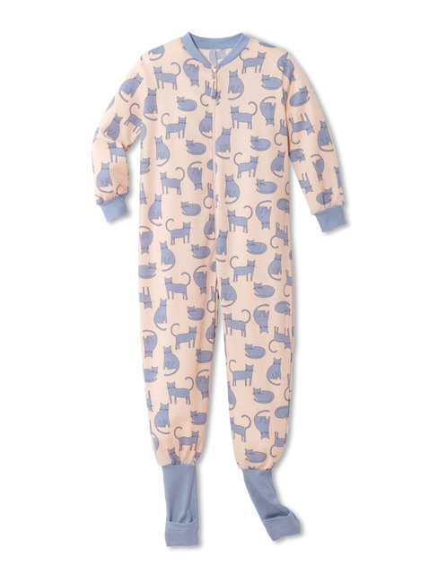CALIDA Toddlers Cats Kinder Jumpsuit