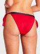 TOMMY HILFIGER Core Solid Logo WB-S Bikini-Hose zum Schnüren