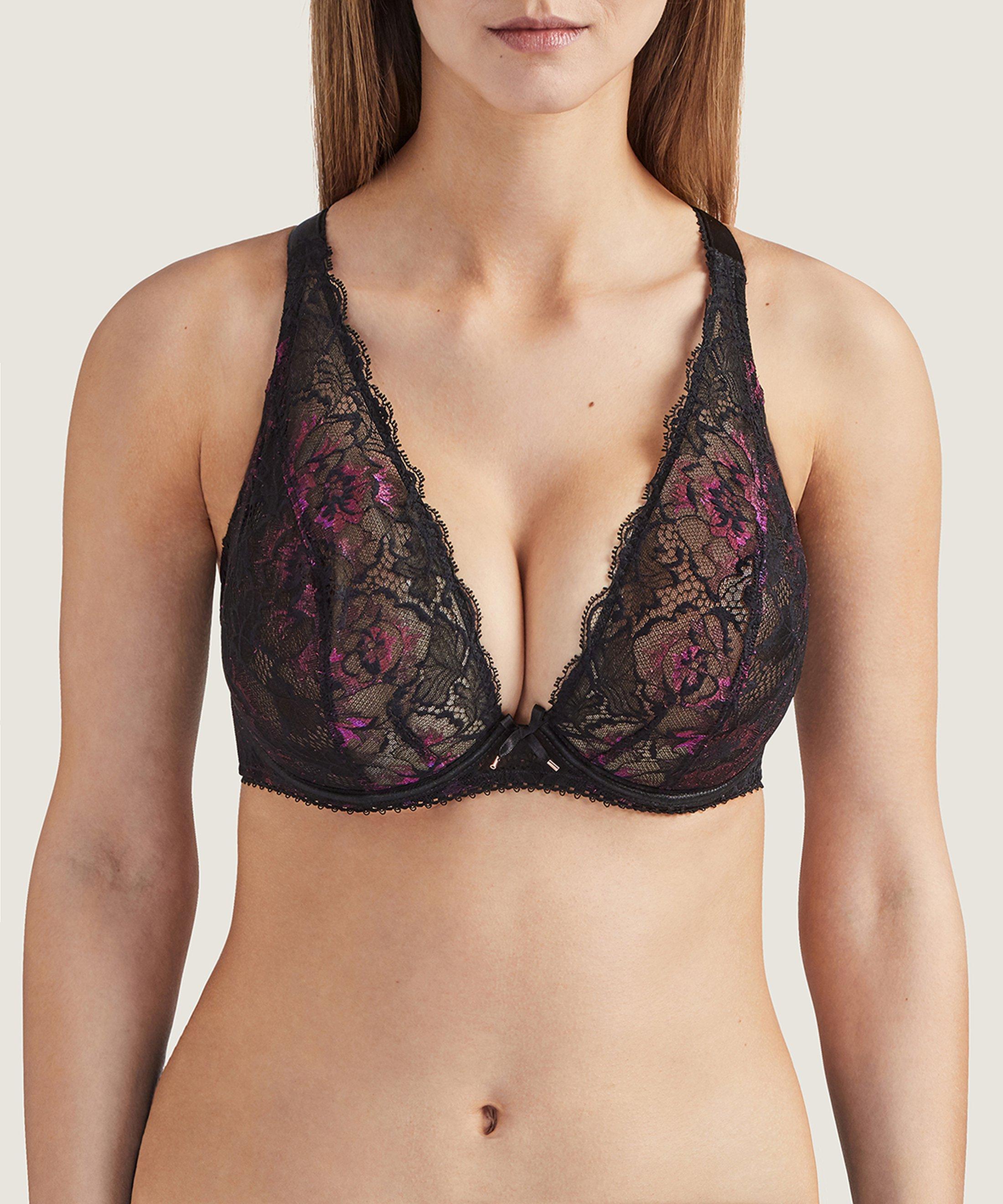 AUBE AMOUREUSE Soutien-gorge triangle avec armatures confort Violetta | Aubade