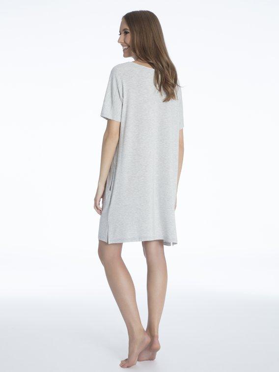 DKNY Core Essentials Sleepshirt, Länge 86cm