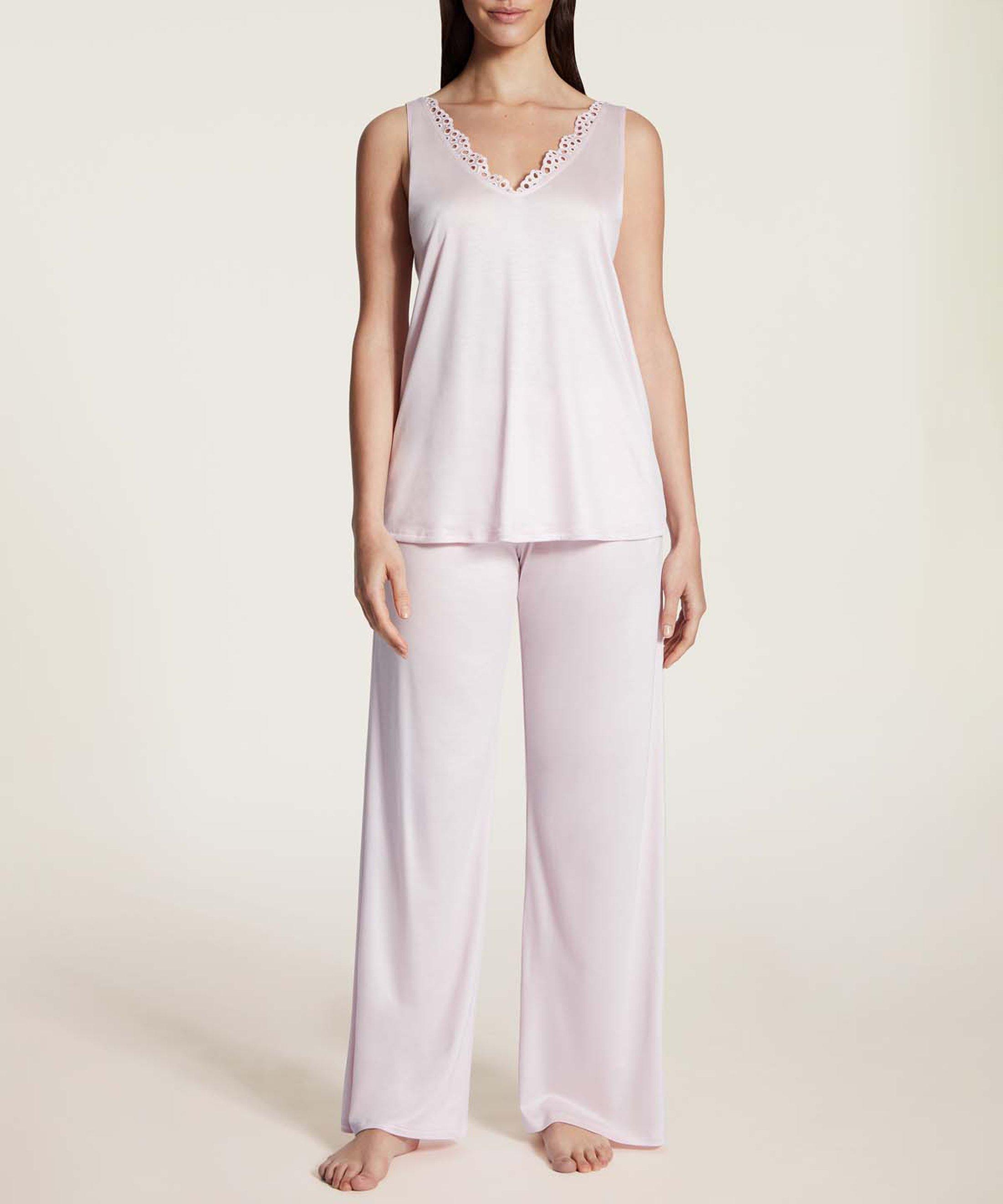BULLE DE DOUCEUR Tencel Pants Light Pink | Aubade