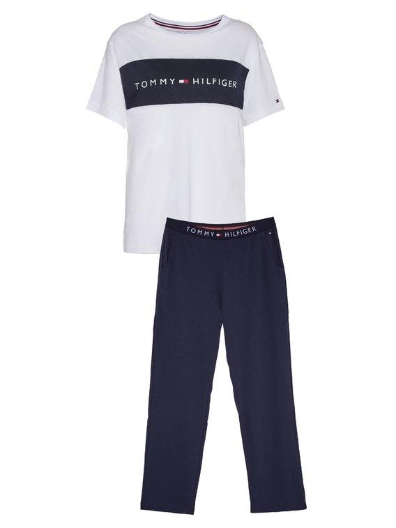 TOMMY HILFIGER Tommy Original Lounge-Set mit T-Shirt