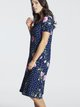 RINGELLA Women Kurzarm-Nachthemd
