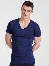 HANRO Cotton Superior V-Shirt