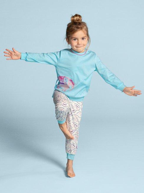 CALIDA Toddlers Elephant Kinder Bündchen-Pyjama