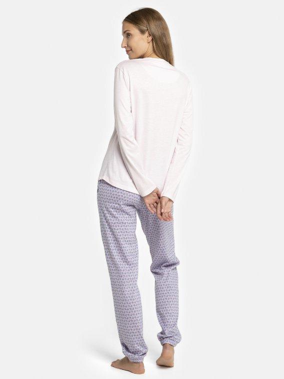 SEIDENSTICKER Sealife Pyjama, lang