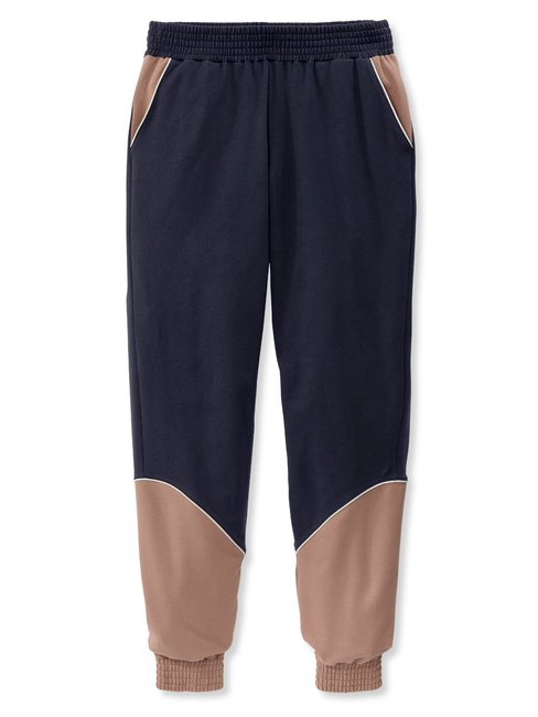 CALIDA 100% Nature Relax Pants mit Bündchen, Compostable