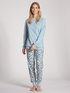CALIDA Cotton Special Bündchen-Pyjama