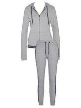 TOMMY HILFIGER Authentic Jogging-Anzug mit Kapuzenjacke