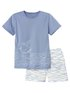 CALIDA Girls Whale Mädchen Kurz-Pyjama