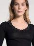 CALIDA Richesse Lace Shirt a manica lunga